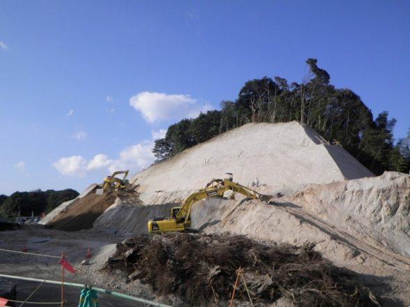宇宿広木線道路築造工事