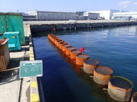 枕崎漁港水産流通基盤(特定)整備工事(2工区)