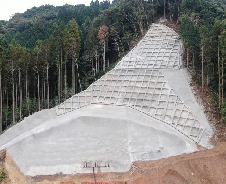 令和元年度森林管理道開設 横見谷線1工区(農村漁村地域整備交付金)