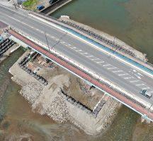 令和2年度権現橋耐震補強工事